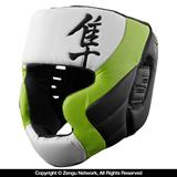 Hayabusa Mirai Series Headgear - White